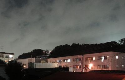 手持ち夜景